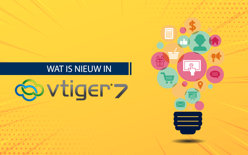 What's new in Vtiger 7 - Web Company
