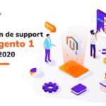 Einde ondersteuning Magento 1 in juni 2020: wat nu?